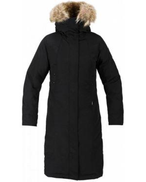 Пальто с капюшоном на молнии спортивное Red Fox