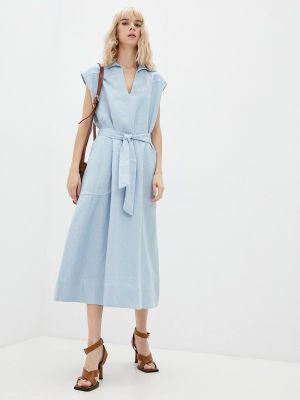Повседневное платье - голубое Paul & Joe