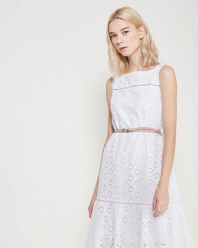 Белое платье Lusio