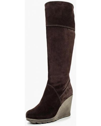 Ботинки на каблуке осенние осенние Спартак