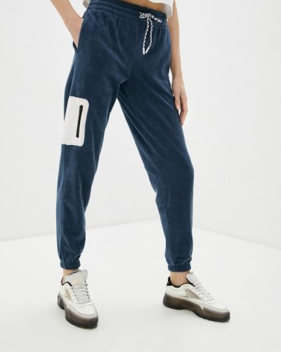 Спортивные брюки - синие Reebok Classic