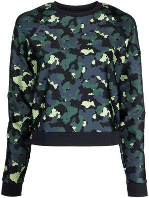 Czarna bluza z długimi rękawami Ultracor