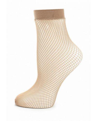 Бежевые носки Baon