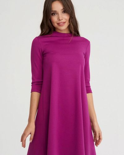 Розовое платье Evalution