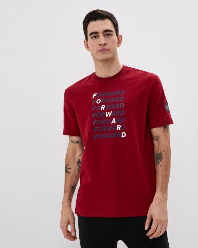 Красная футболка Forward