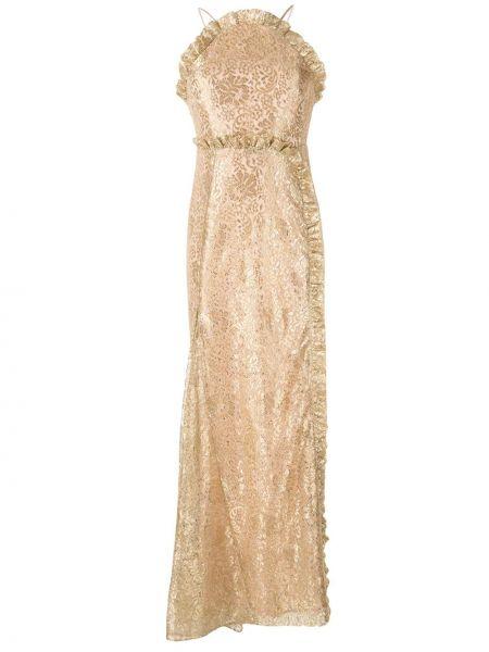 Платье приталенное с оборками Alice Mccall