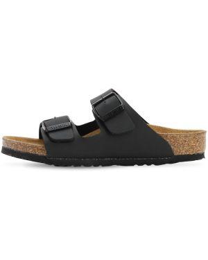 Skórzany sandały żółty Birkenstock