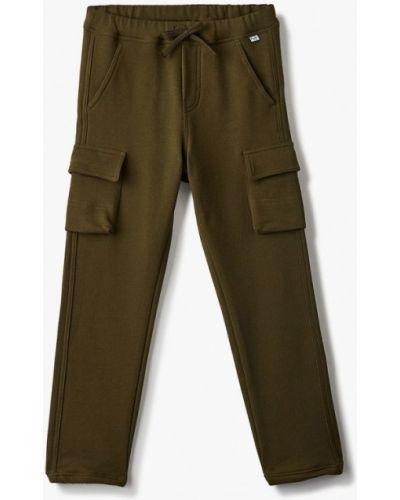 Зеленые спортивные брюки Il Gufo