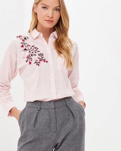 Рубашка с коротким рукавом розовый Zarina