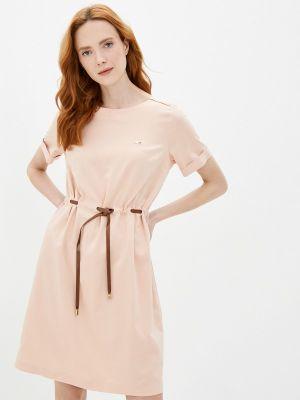 Платье - бежевое U.s. Polo Assn.