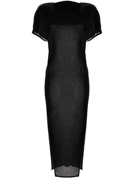 Sukienka mini - czarna Rick Owens