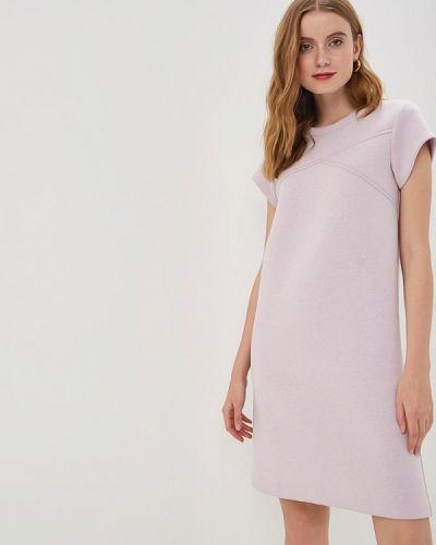 Платье розовое футболка Eliseeva Olesya