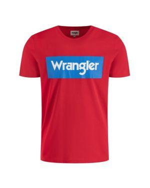 Koszula z logo Wrangler