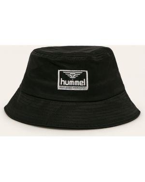 Czarny czapka beanie Hummel