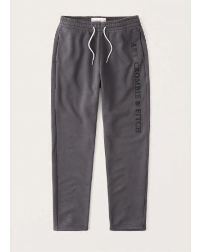 Спортивные брюки - серые Abercrombie & Fitch