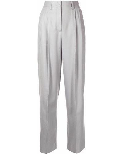 Укороченные брюки - серые Ports 1961