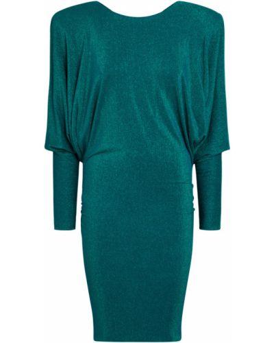 Zielona sukienka Alexandre Vauthier
