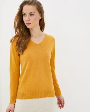 Пуловер - желтый Manode