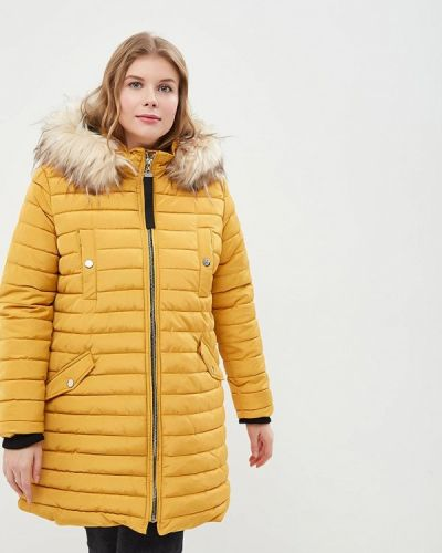 Желтая куртка Bruebeck
