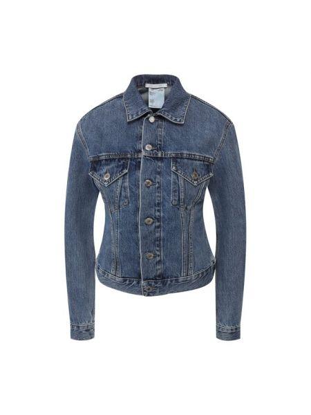 Джинсовая куртка базовый Helmut Lang