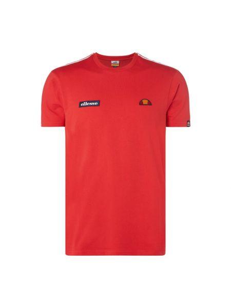 Koszula z logo z paskami Ellesse