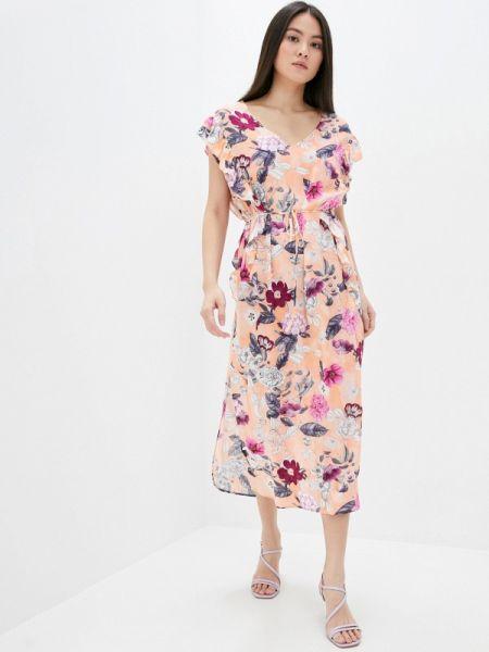 Коралловое платье Seafolly Australia