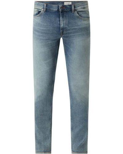 Niebieskie jeansy bawełniane Tiger Of Sweden