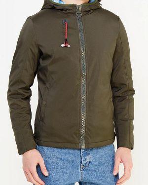 Утепленная куртка демисезонная осенняя Gianni Lupo