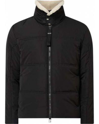 Czarna kurtka pikowana G-lab