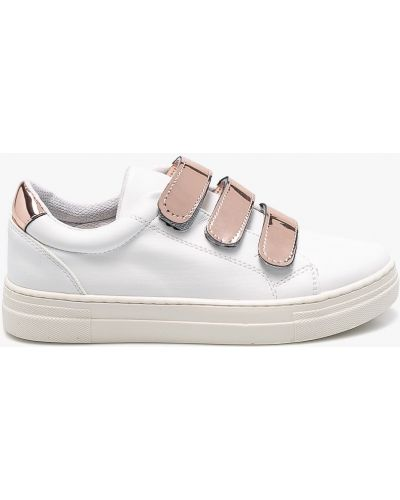 Белые кроссовки Trendyol