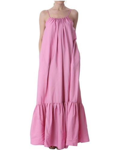 Różowa sukienka Aglini