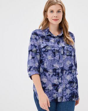 Джинсовая рубашка с принтом с карманами Dream World