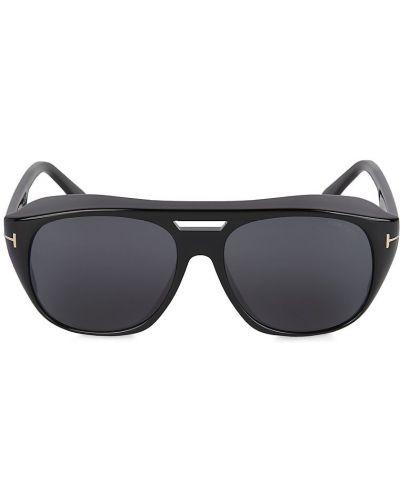 Спортивные солнцезащитные очки - черные Tom Ford
