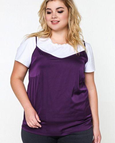 Топ - фиолетовый Matilda