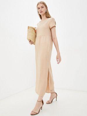 Повседневное платье - бежевое Vittoria Vicci
