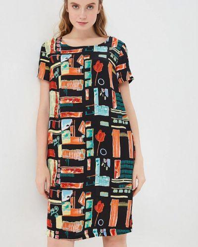 Платье прямое весеннее Vis-a-vis