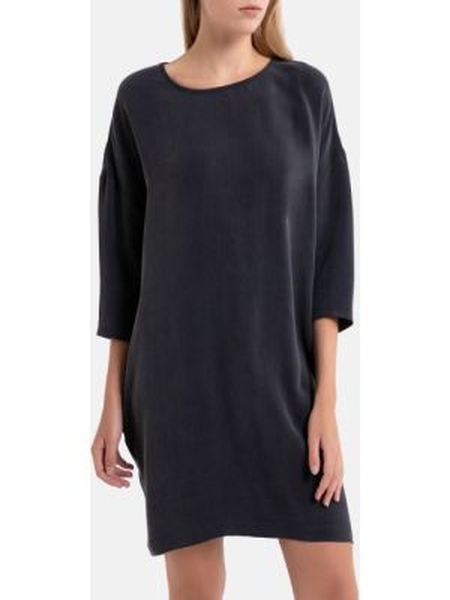 Платье винтажная с американской проймой La Redoute