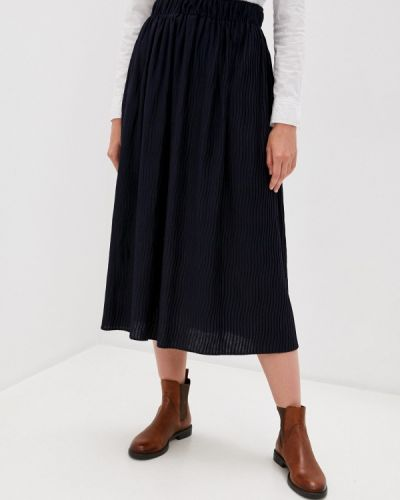 Синяя плиссированная юбка Sugarlife