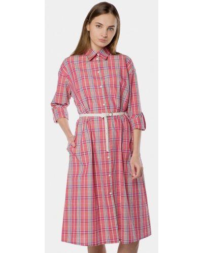 Розовое платье Mr520