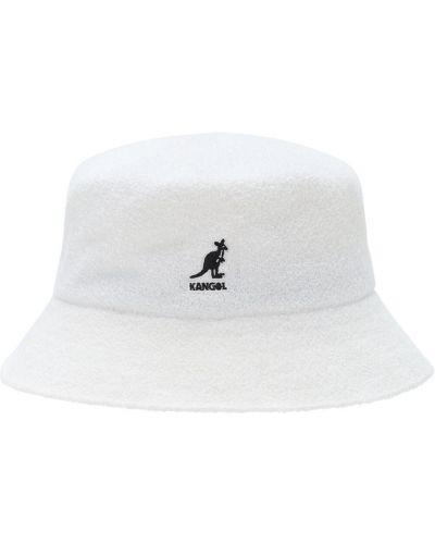 Bermudy - białe Kangol