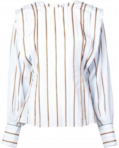 Блузка с длинным рукавом с манжетами на пуговицах Jill Stuart