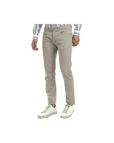Повседневные серые брюки Harmont&blaine