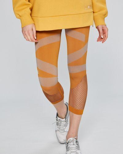 Брюки с поясом трикотажные Adidas By Stella Mccartney