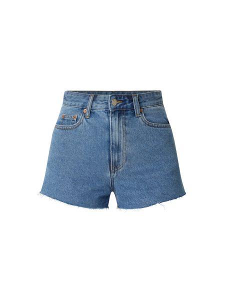 Szorty jeansowe - niebieskie Dr. Denim