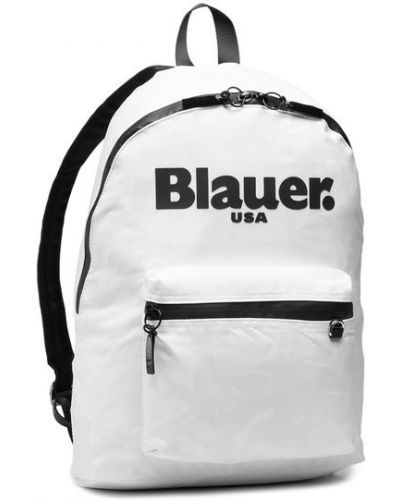 Plecak - biały Blauer