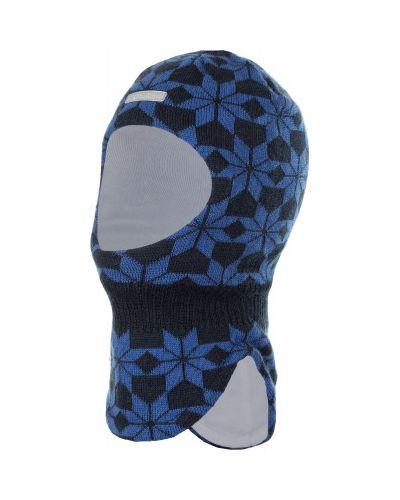 Синяя шапка шерстяная Icepeak