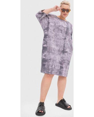 Фиолетовое платье Lessismore