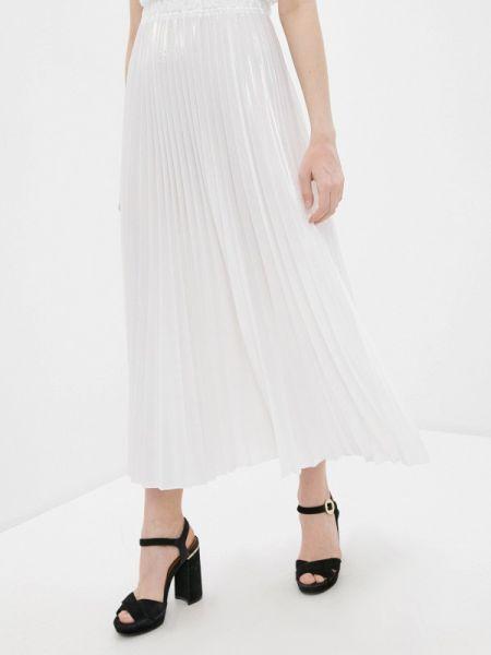 Белая юбка Nude