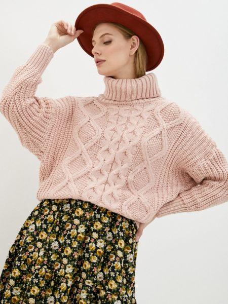 Розовый свитер Liana