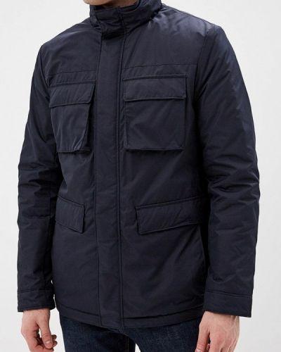 Утепленная куртка демисезонная черный Ostin